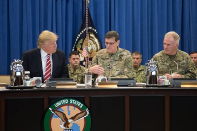 President Trump has listened to the military's concerns and understands it must have more money to sustain America's global strategy. Whether Trump can deliver on his promise to rebuild the joint force is another matter.