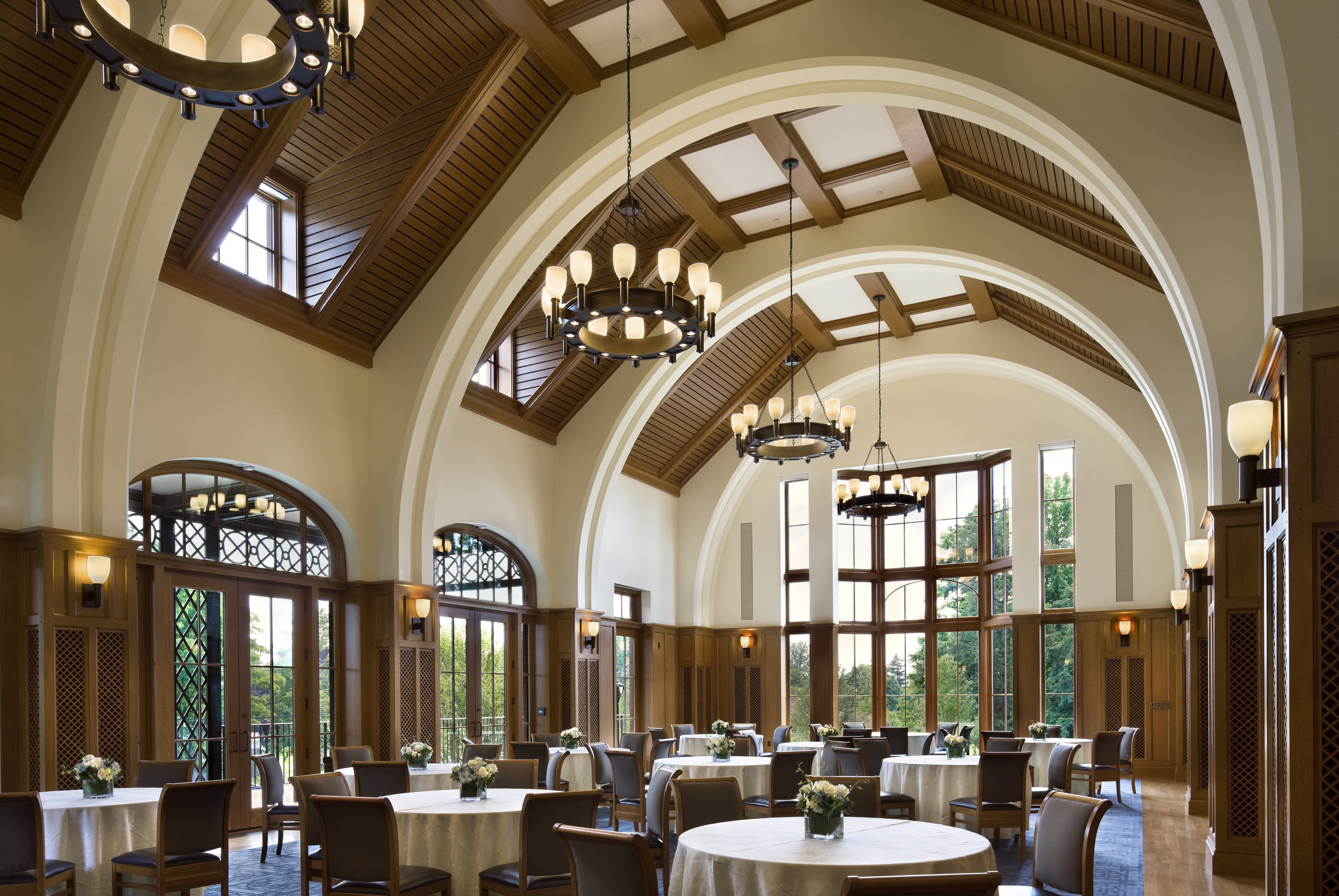 Greenberg New Haven Dining Room