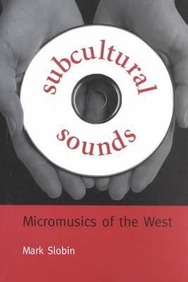 The cover of  Subcultural Sounds , on which a pair of hands cradle a CD.