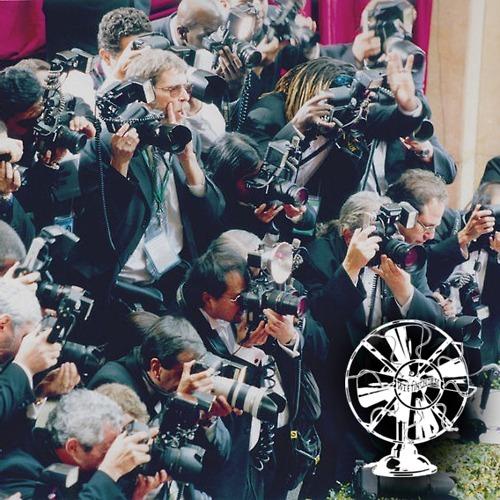 Episode 80's cover: paparazzi.