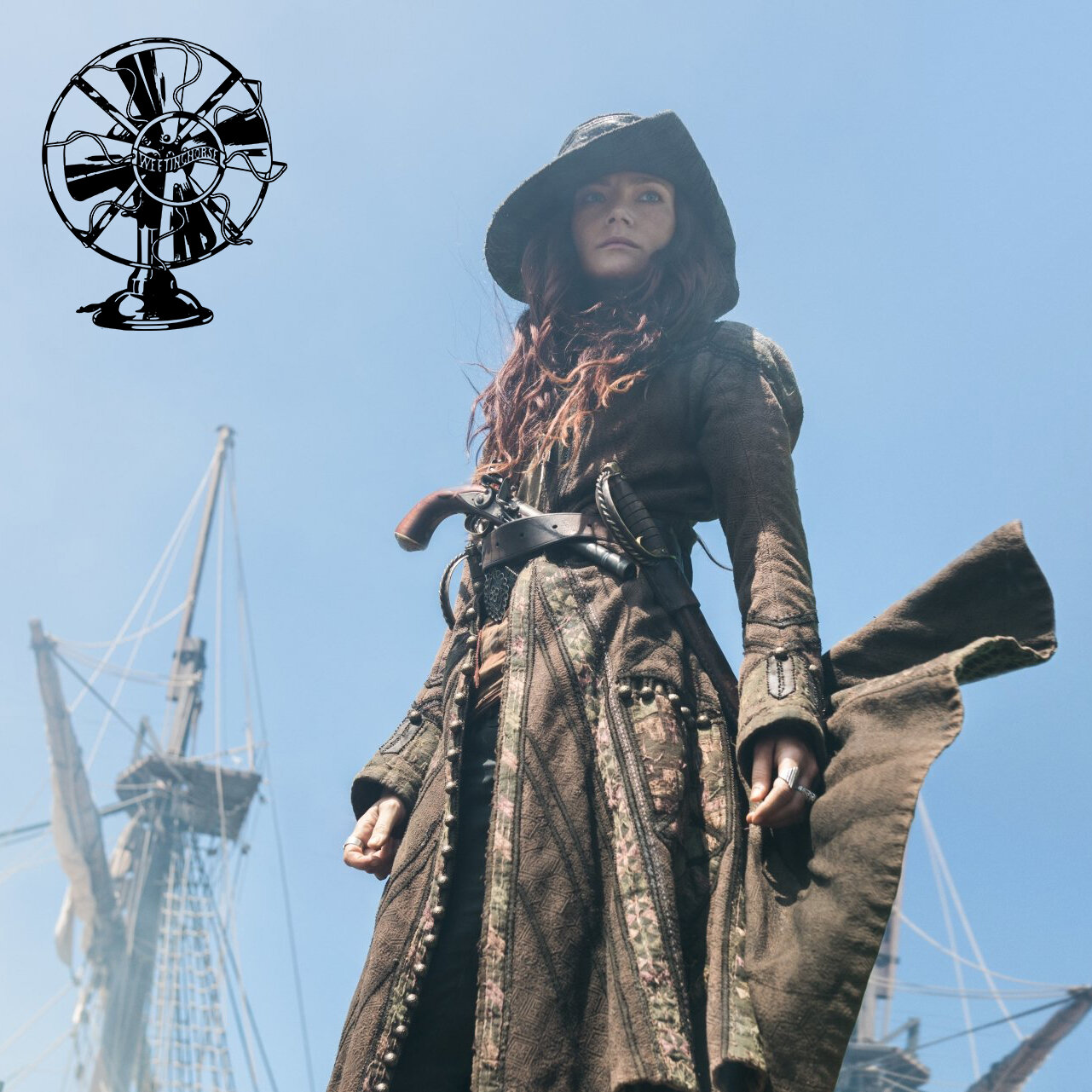 The cover of Special Episode 12: Anne Bonny
