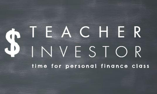teacher investor personal finance blogger