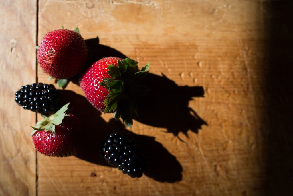 Berries - Tiny Kitchen Co.