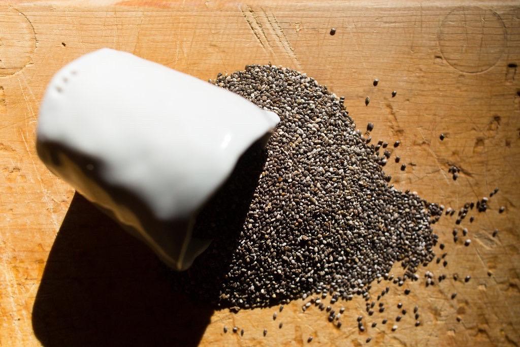 Chia Seeds - Tiny Kitchen Co.