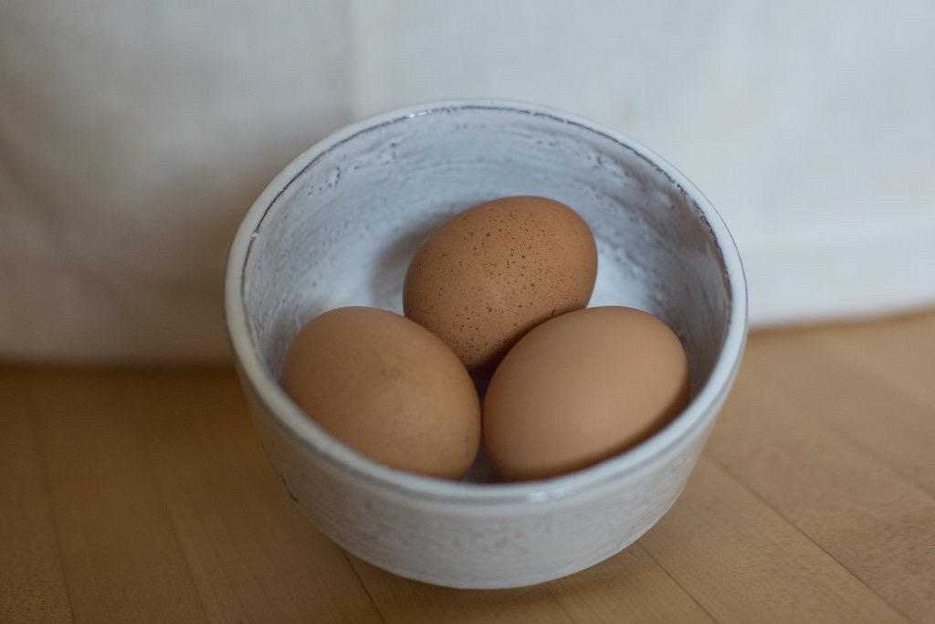 Brown Eggs - Tiny Kitchen Co.