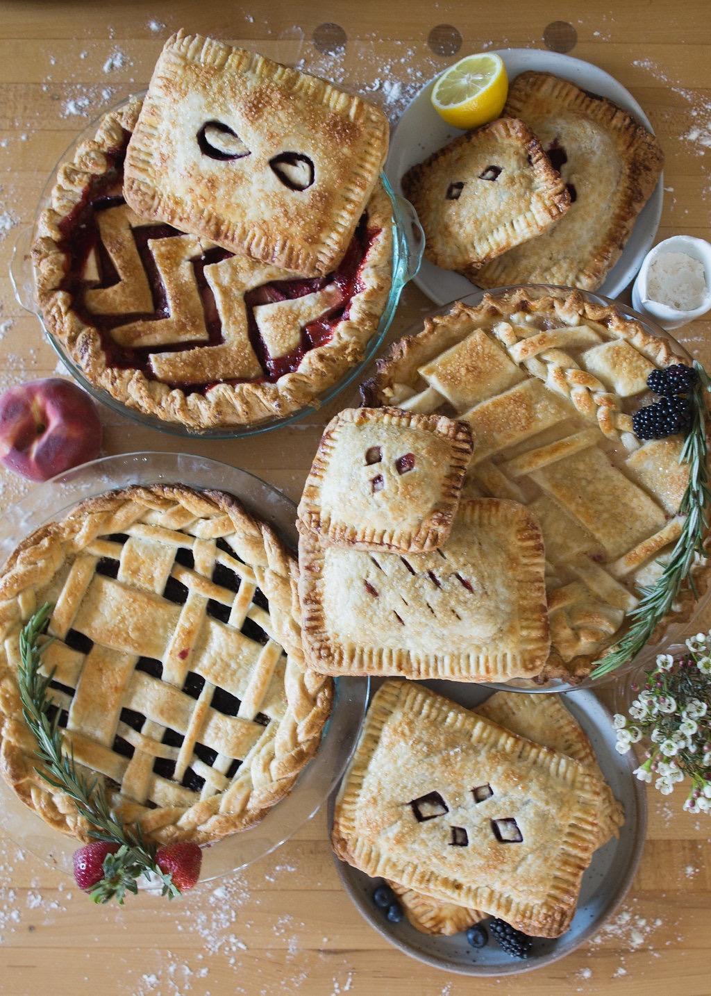 Pie Bar - Tiny Kitchen Co.