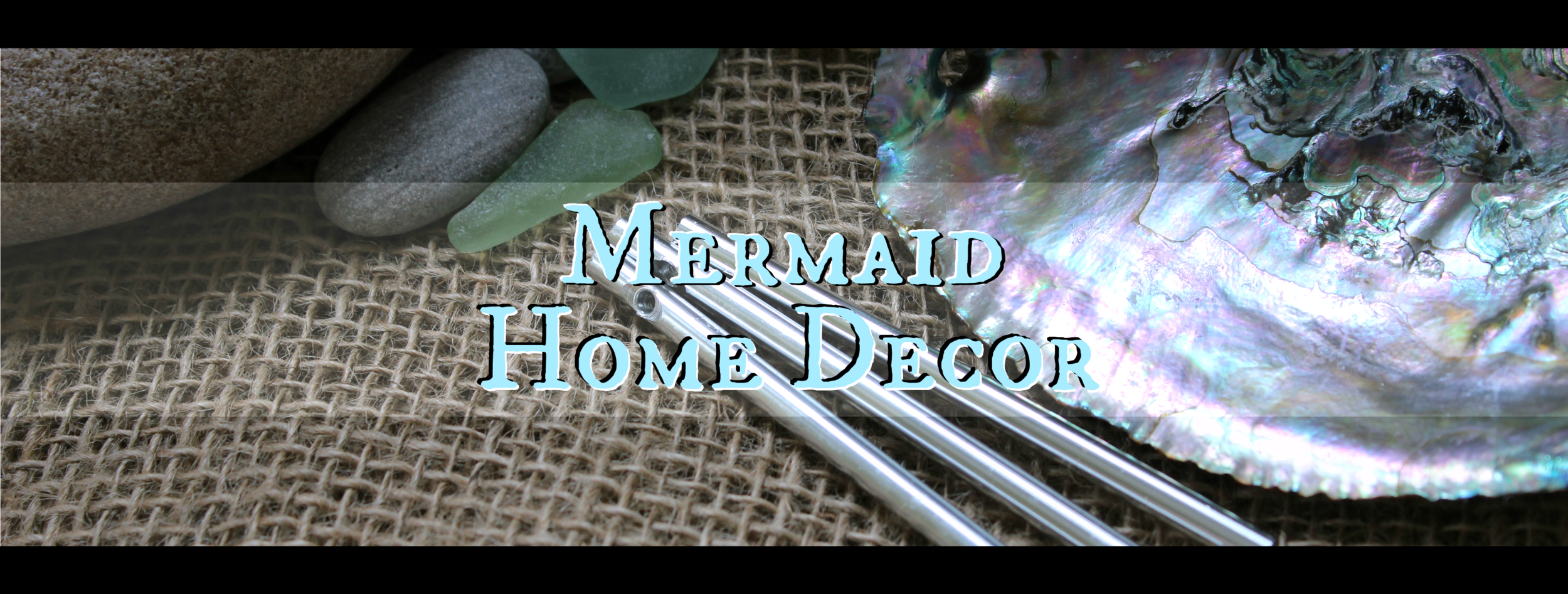 Be on the lookout for mermaid-themed home decor videos. I'll continue on with my regular content, but I would like to add in some DIY tutorial videos that will help you to deck out your mermaid cave too!