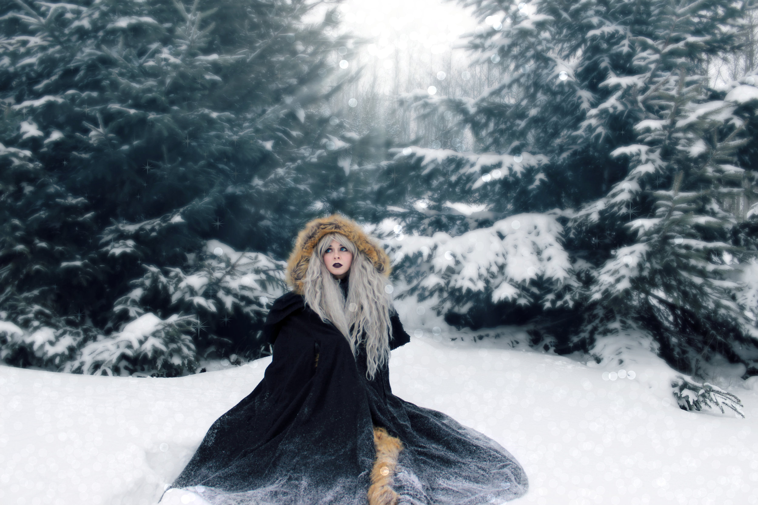 mermaid-phantom-in-the-snowy-forest-CAPE-blue-blur-sparkle.jpg