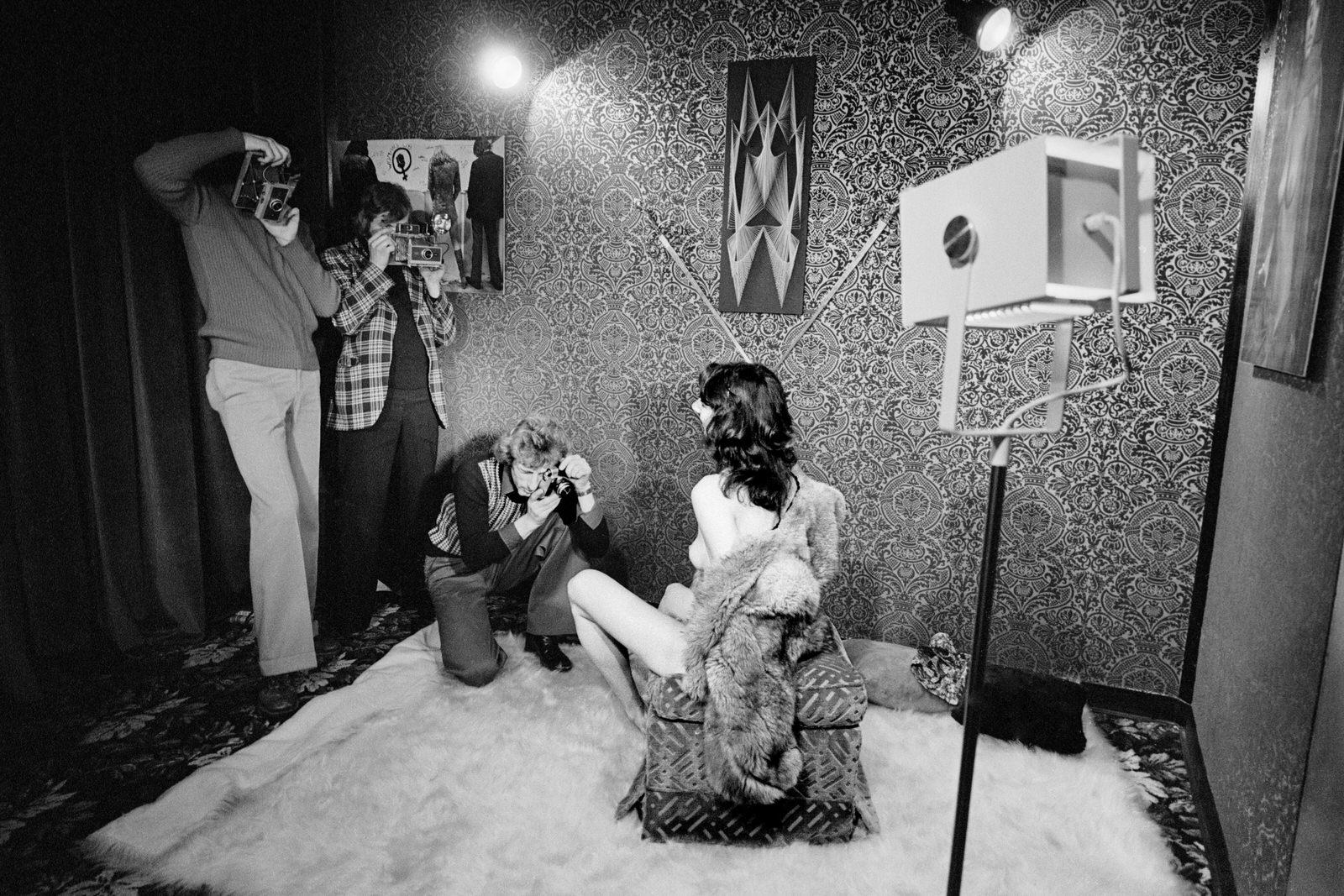 Salon Klick & Fick, Zwinglistrasse 28, Zürich, 1973
