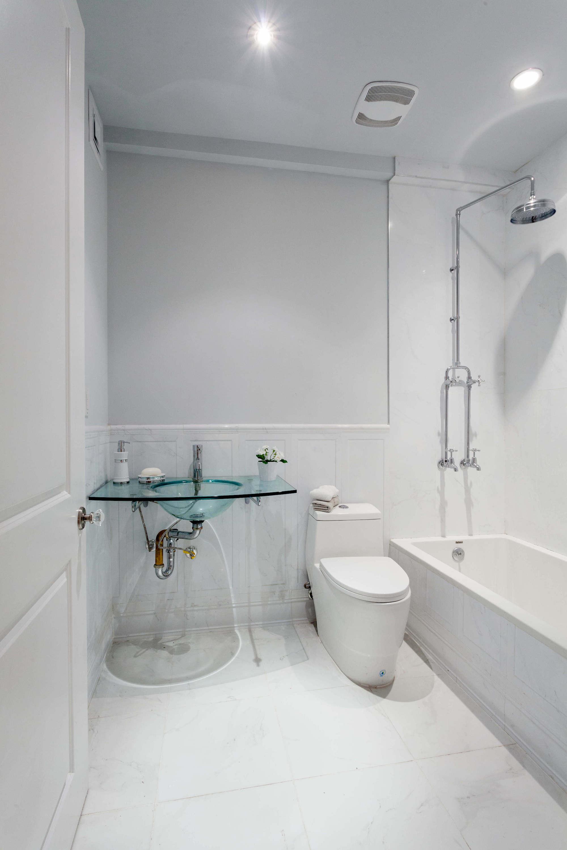 Trendy Bathroom Design