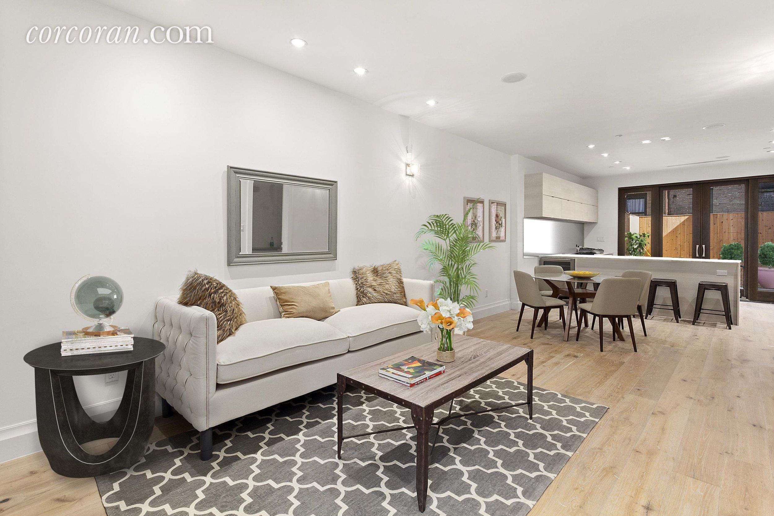Lush Living Room Interior Design