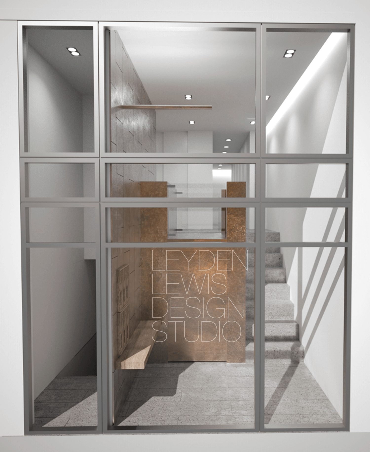 Trendy Lobby Design