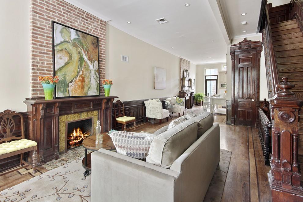 Ornate and Elaborate Living Room Design