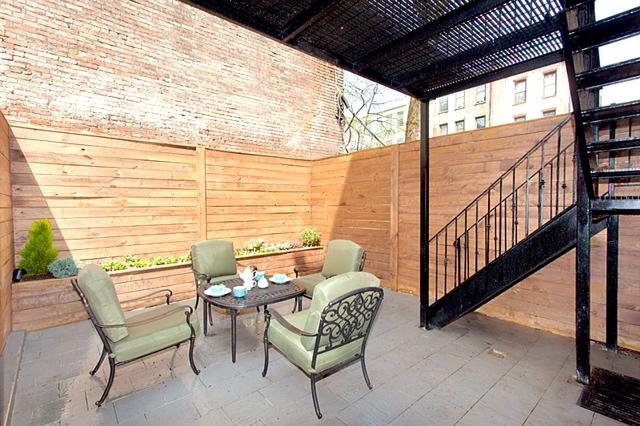 Outdoor Patio and Garden