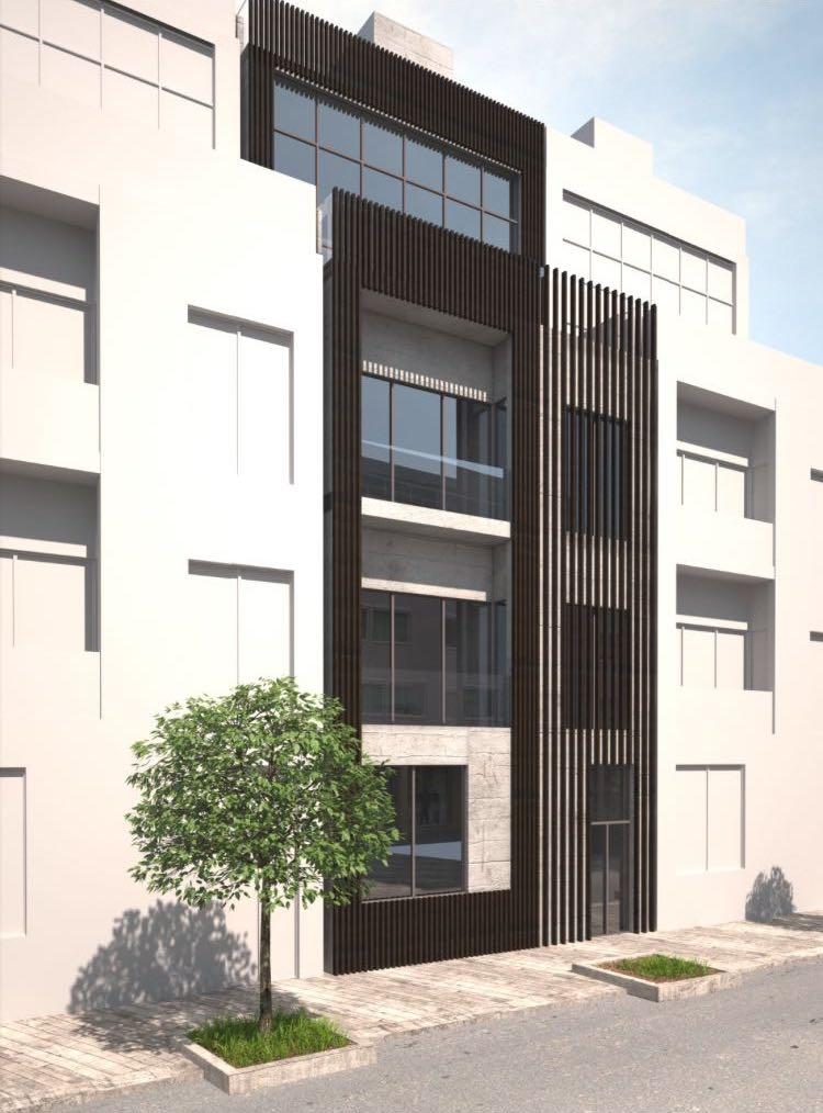 Rending of new Luxury Condo Development