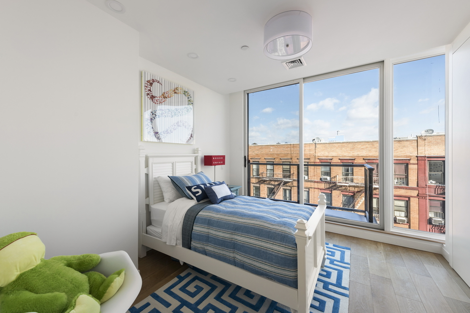 Second Bedroom in new luxury condo