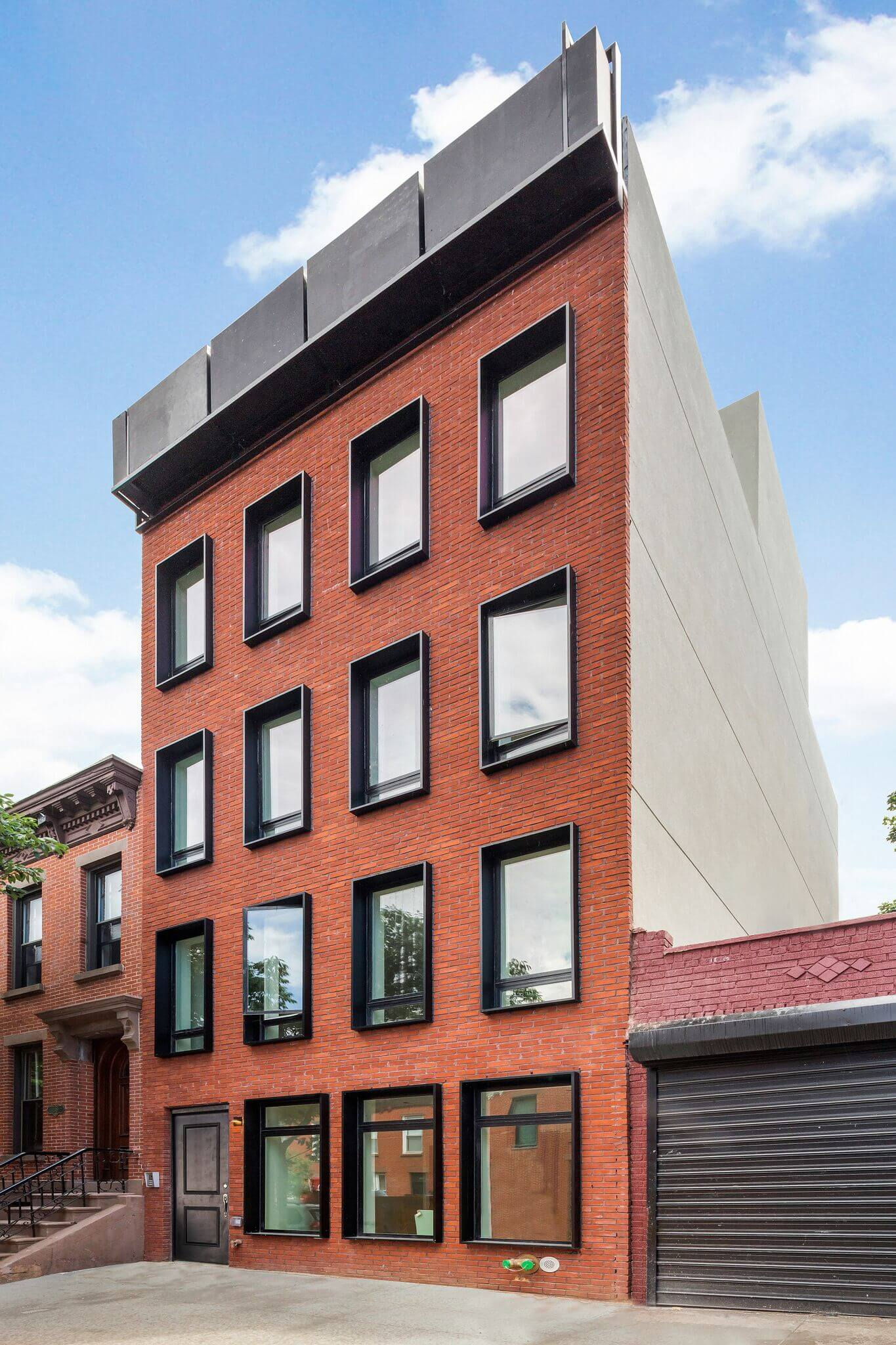 Luxury Real Estate Development at 316 Carroll St