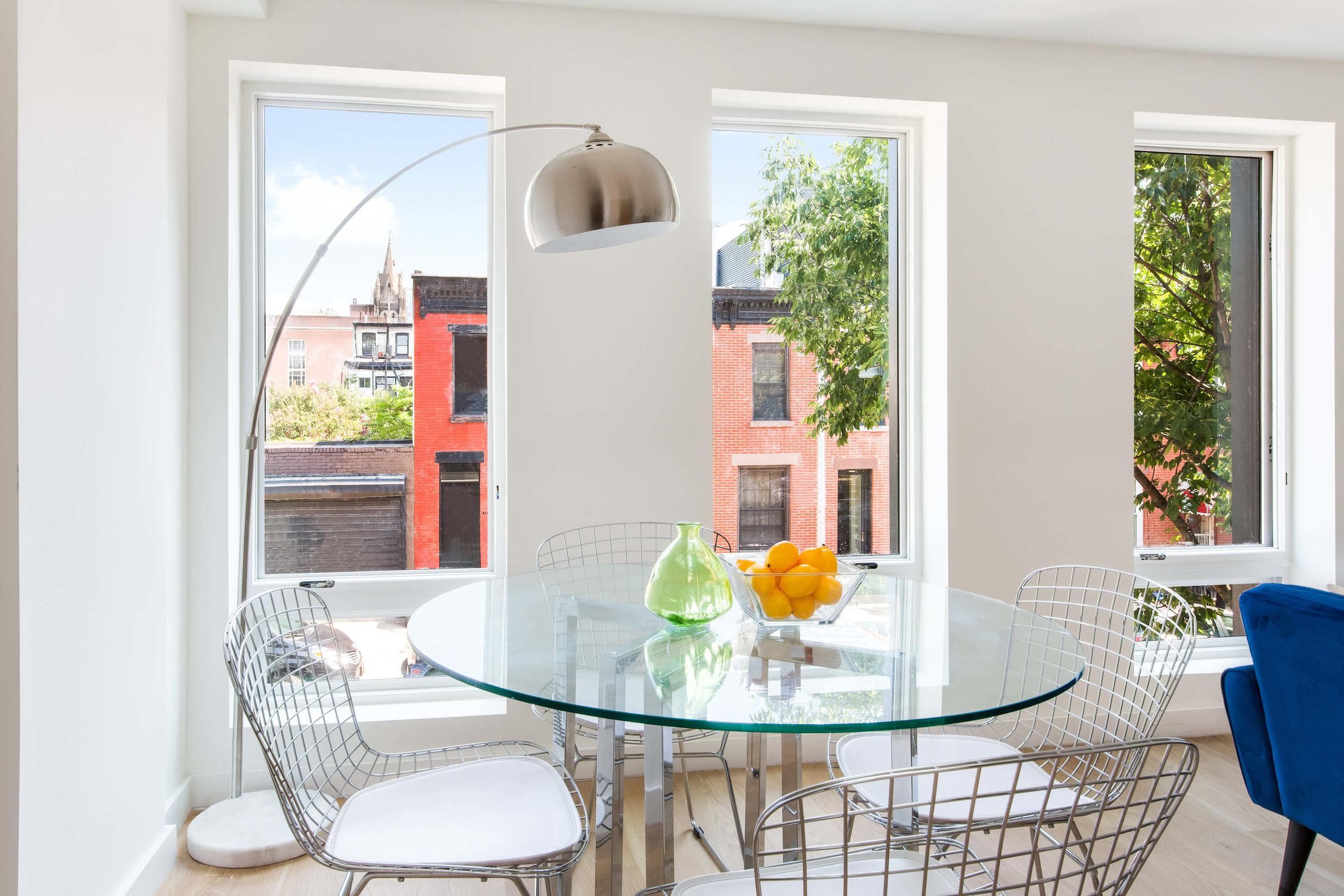 Luxury Duplex Kitchen View
