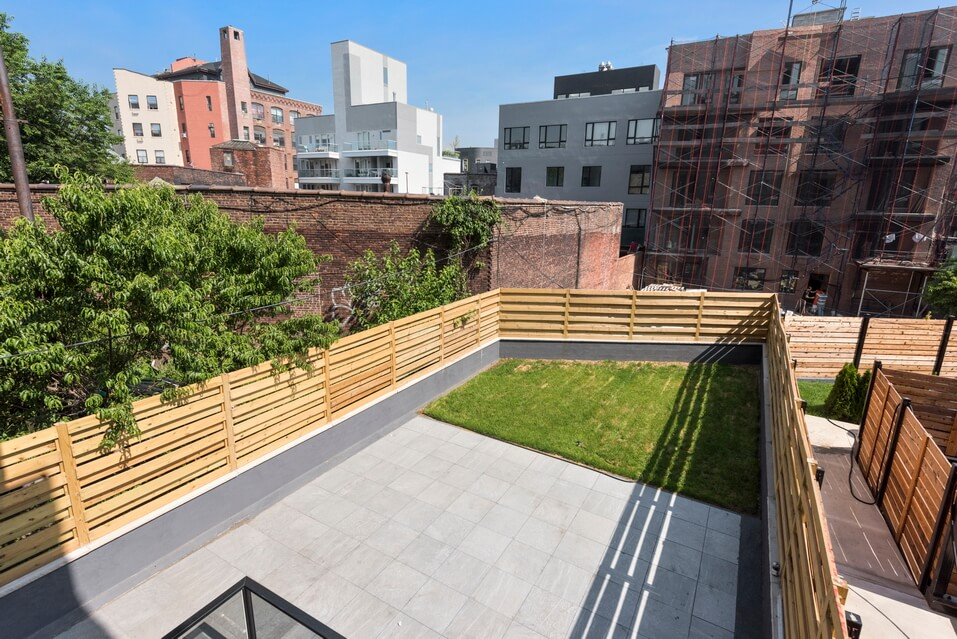 Wide Open Rooftop Space
