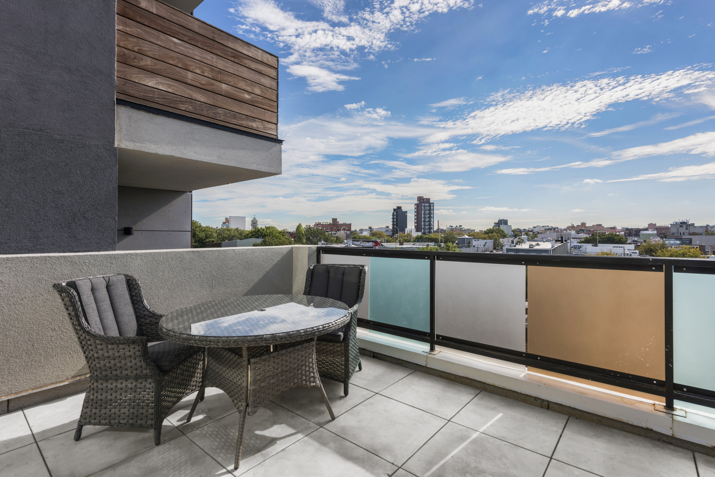 Rooftop Amenities