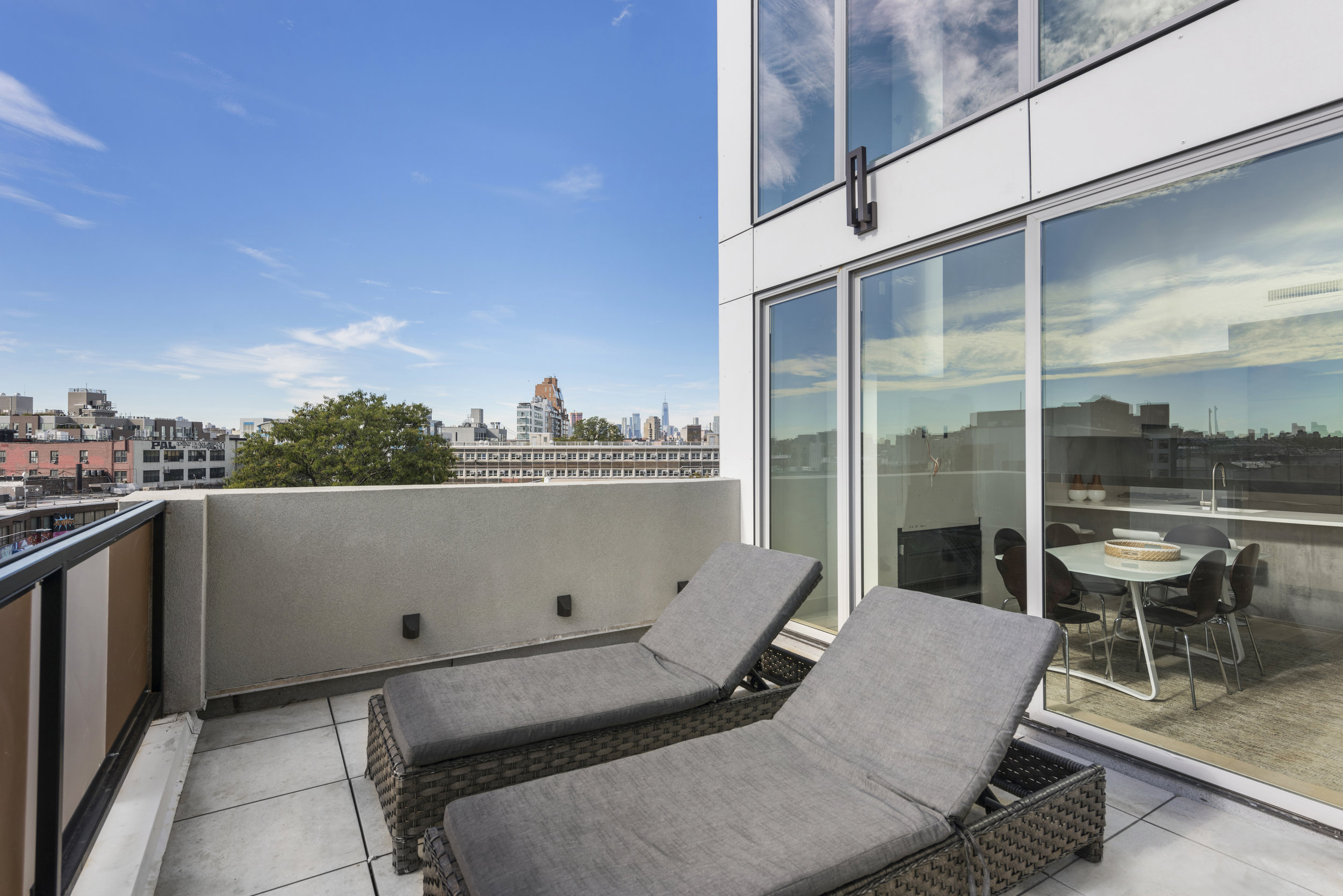 Rooftop Access in NYC