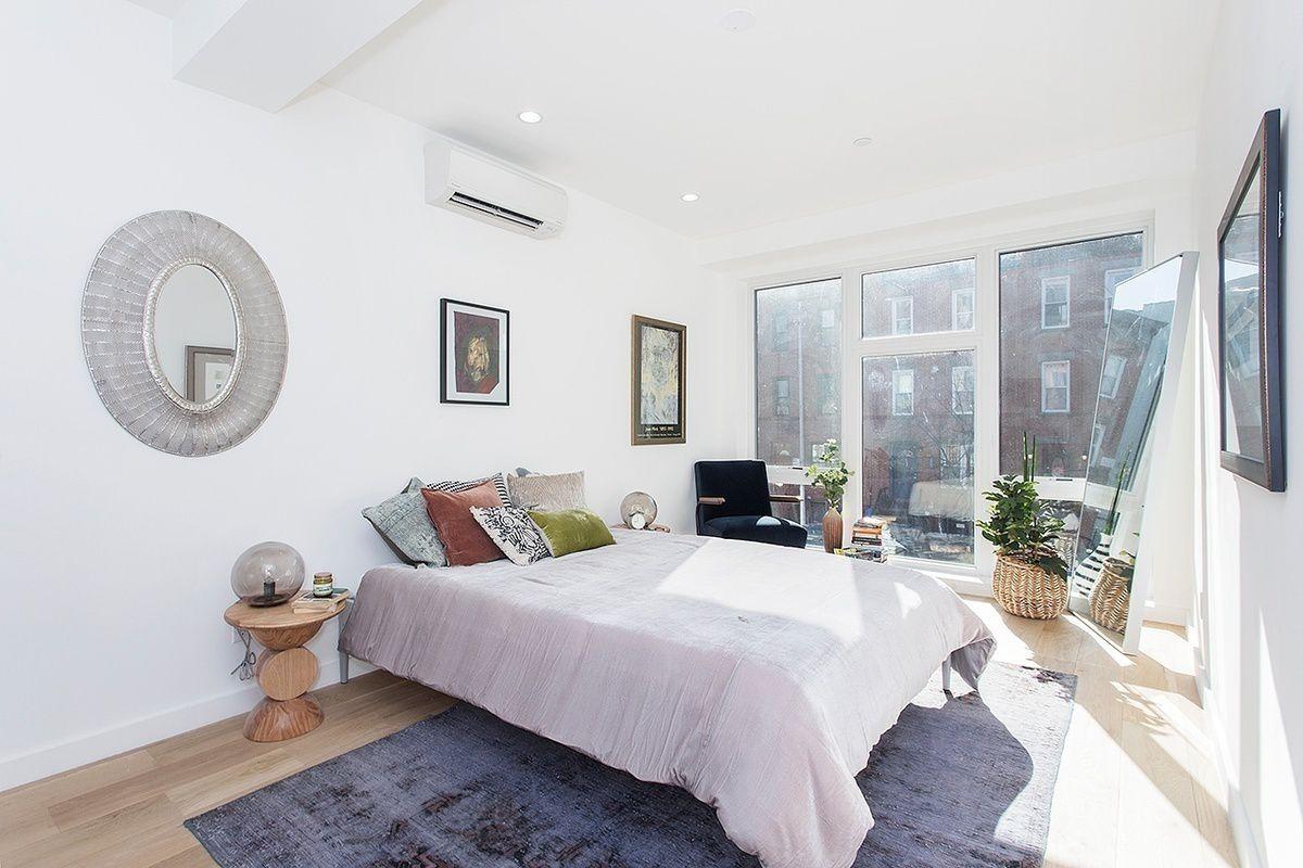 Roomy Master Bedroom in Brooklyn Condo