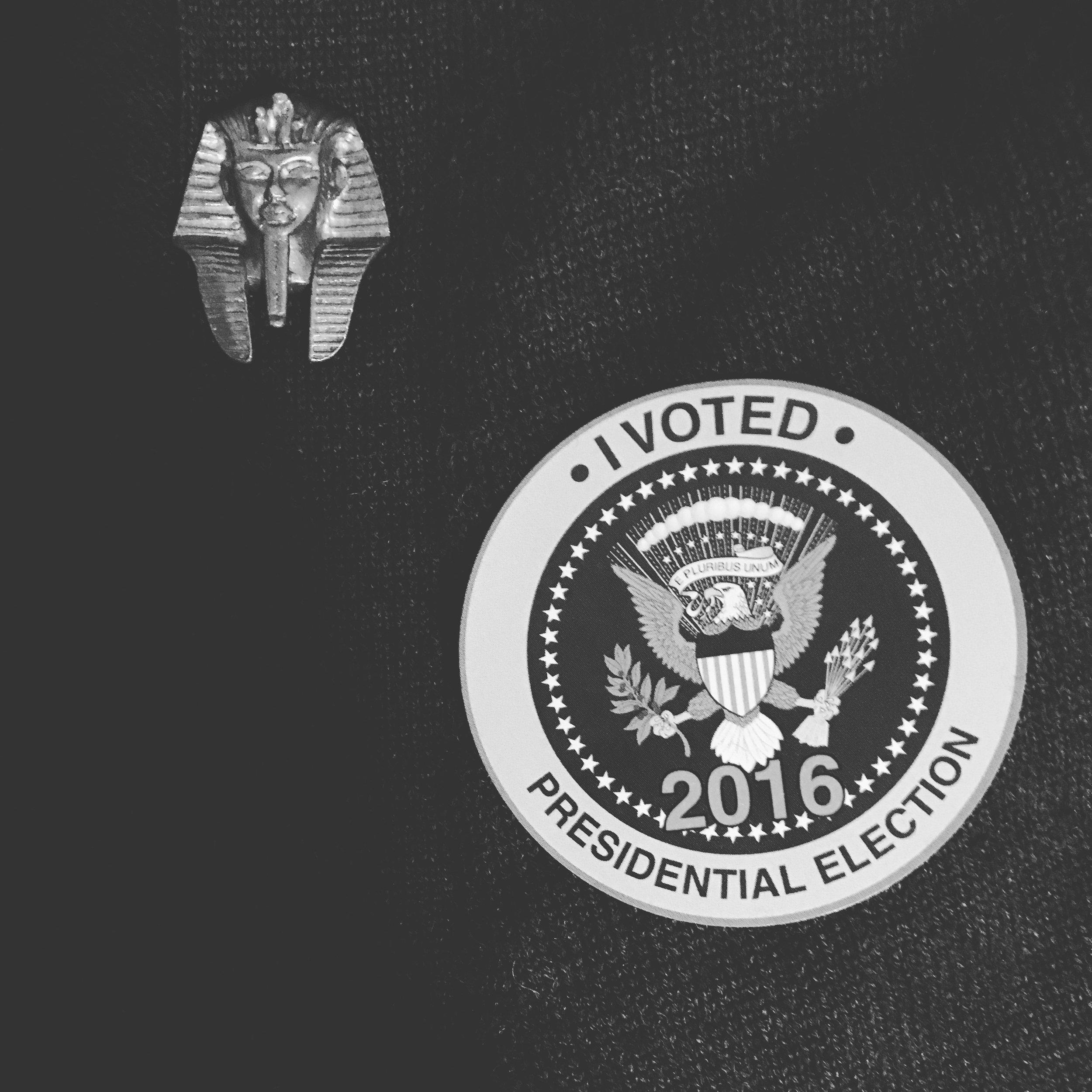 Alpha Phi Alpha, Zeta Lambda, A Voteless People Is A Hopeless People
