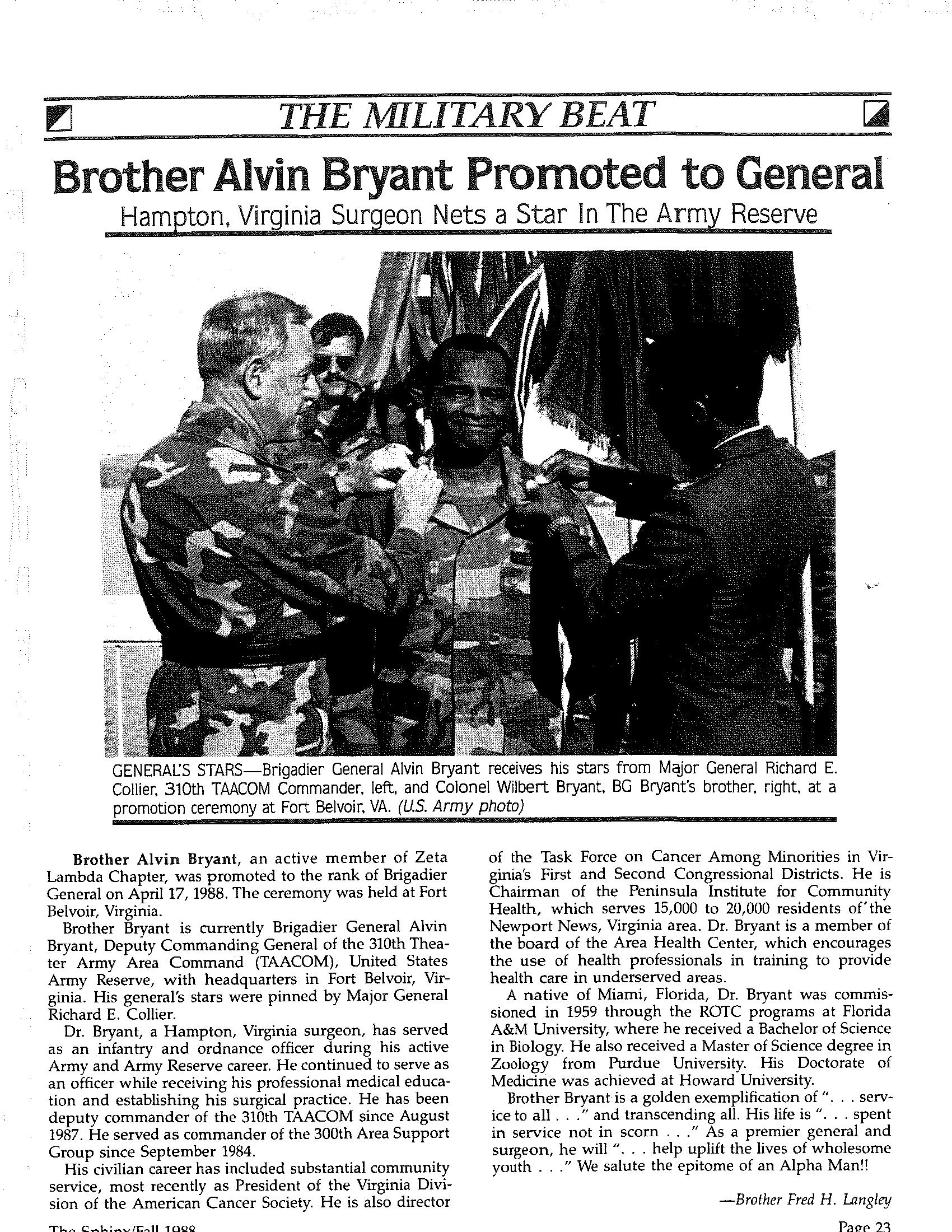 Zeta Lambda 1988 - Bro. Alvin Bryant, Brigadier General.png
