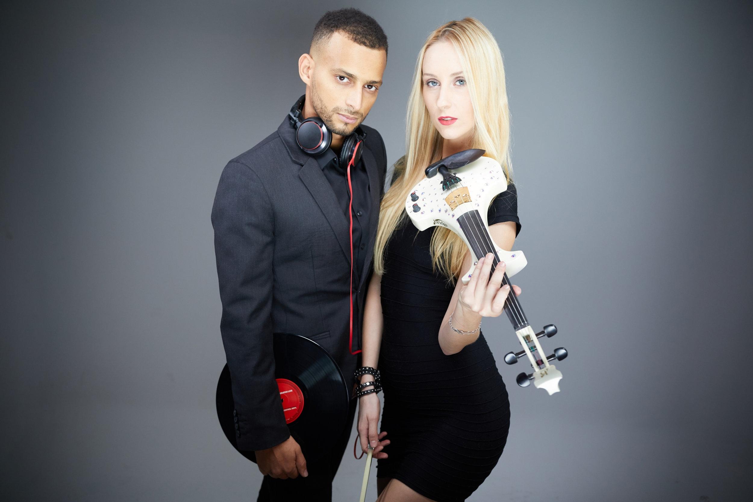 DJ Violin Duo