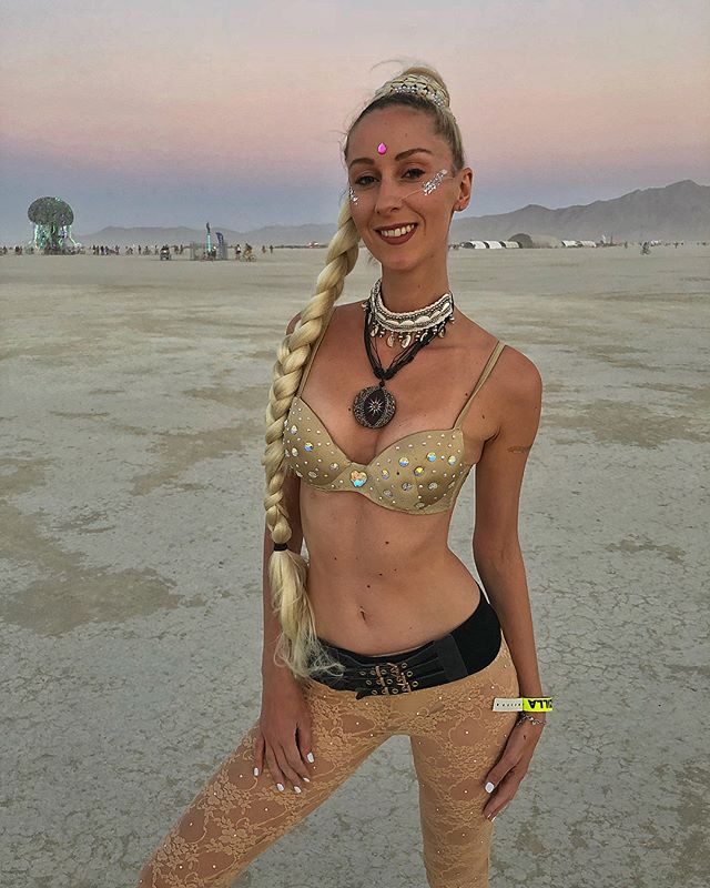 Another unreal experience 💞 Until next year 💞 @burningman
