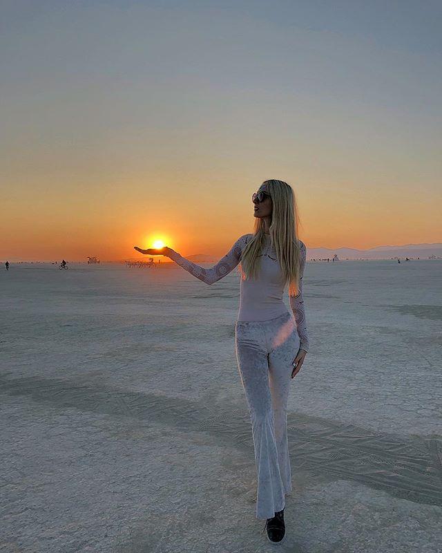 Magical sunrise 🌅