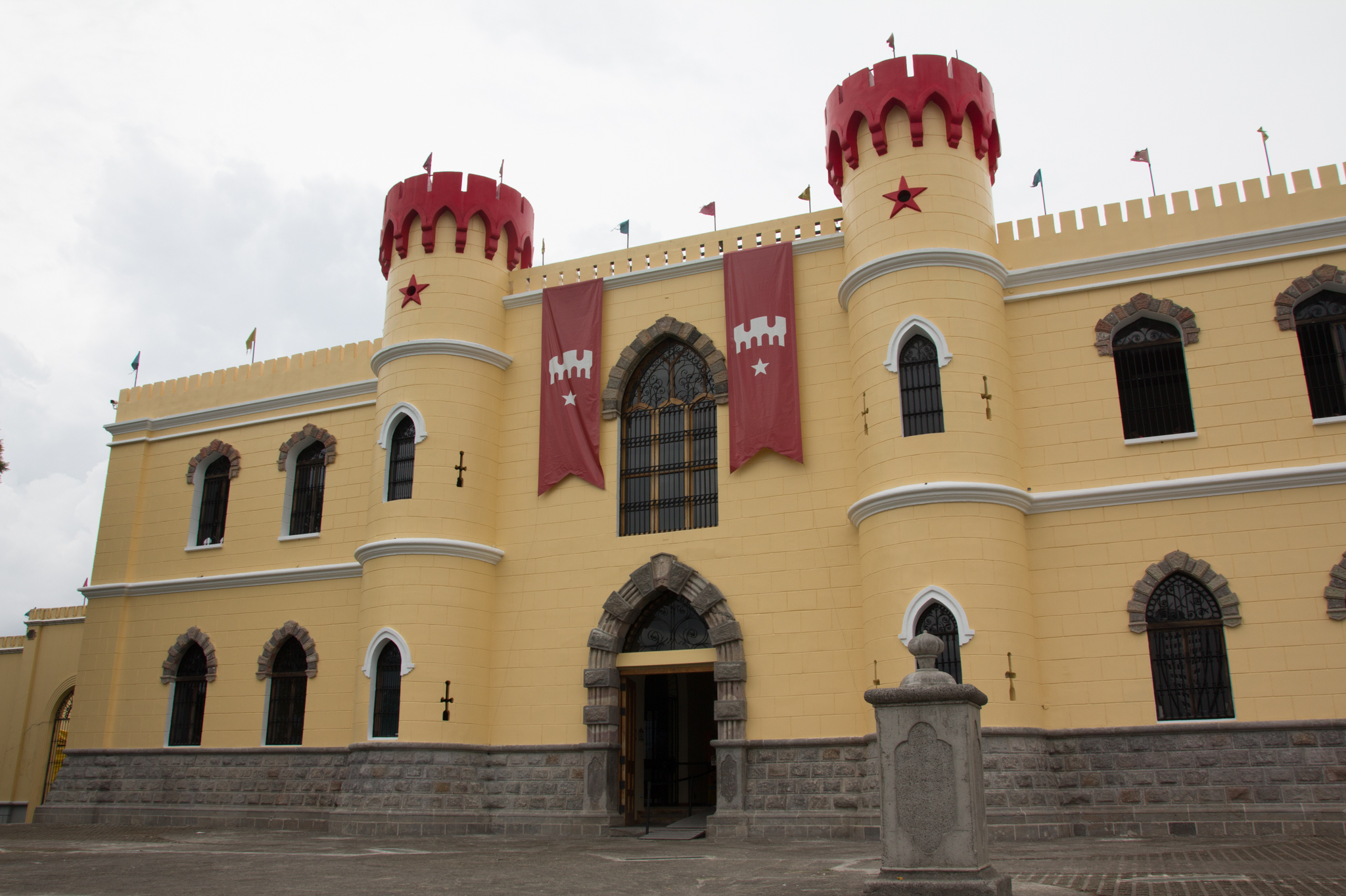 This museum in San Jose, Costa Rica used to be a prison. It has been remade into an art gallery and children's museum and is free to enter!