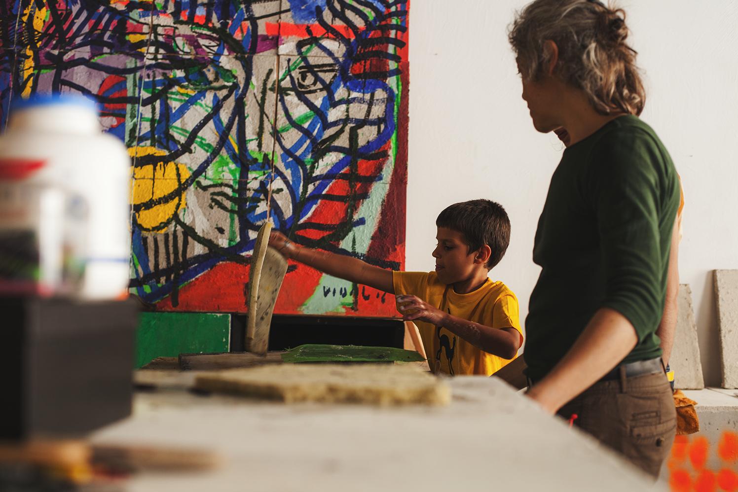 Escola de Papel | photo: Hugo Inglez