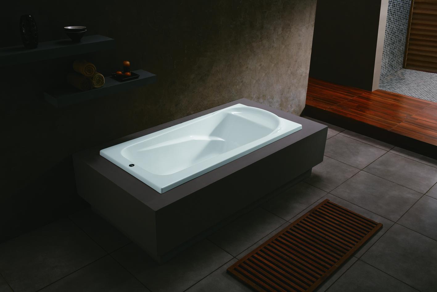 Tina de baño de 1.70x 0.75