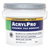 - AcrylPro® Ceramic Tile Adhesive es un adhesivo de altorendimiento y fórmula profesional que brinda la alta fuerza deadherencia que se requiere para la instalación de pisos debaldosas de cerámica de 12