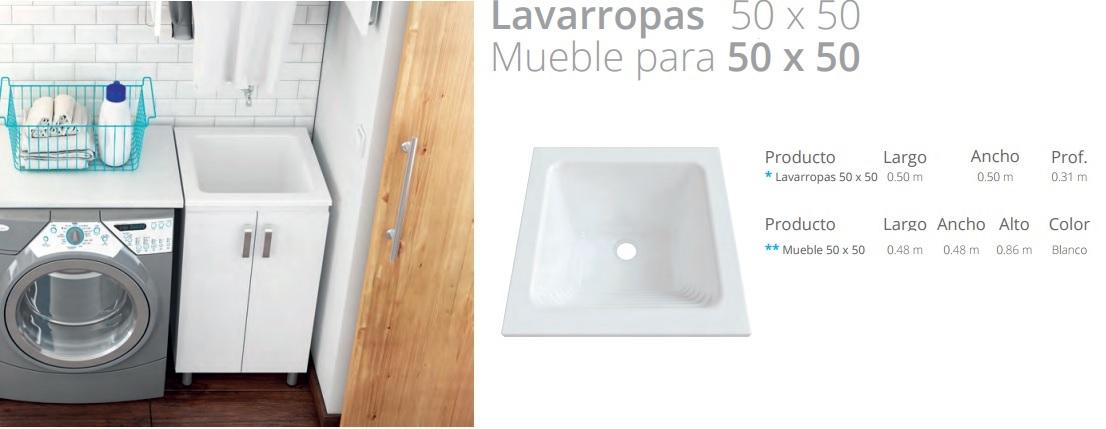 Lavaropas 50x50