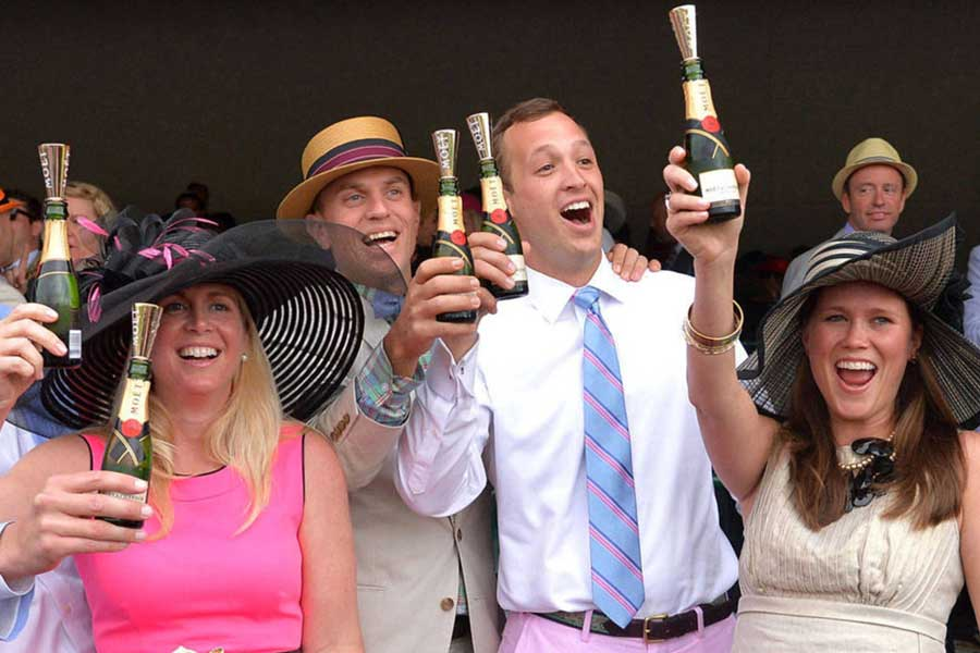 celebrate with us when you have access to the best kentucky derby tickets and clubhouse hospitality