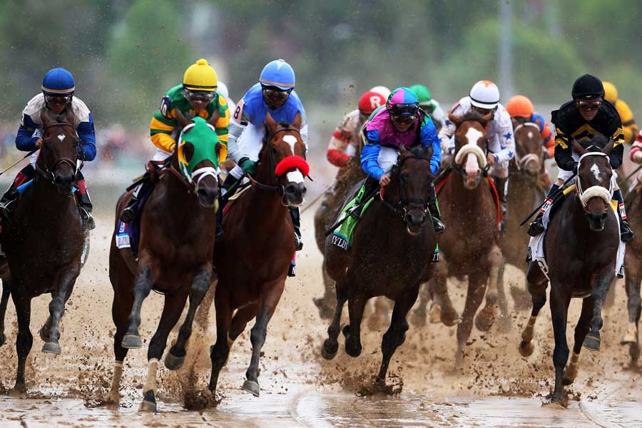 the kentucky derby on saturday is the most famous horse race in the world
