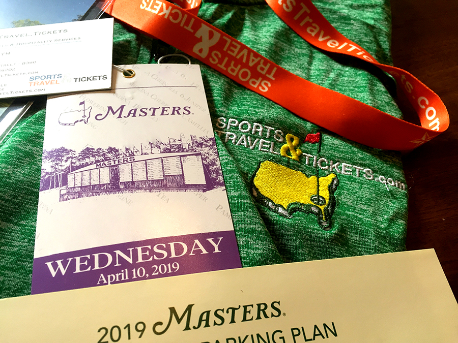 Masters Golf Travel packages & Hospitality for 2020 in augusta
