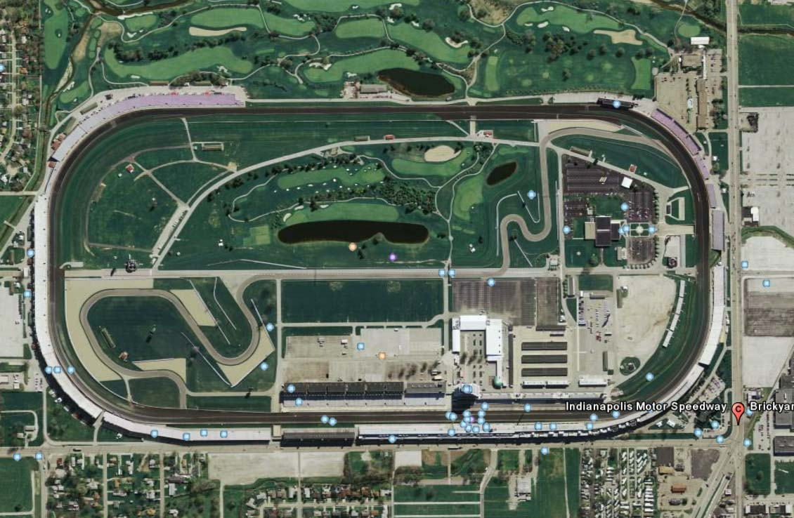 Sports Travel & Tickets offers VIP level hospitality at the Indianapolis Motor Speedway.