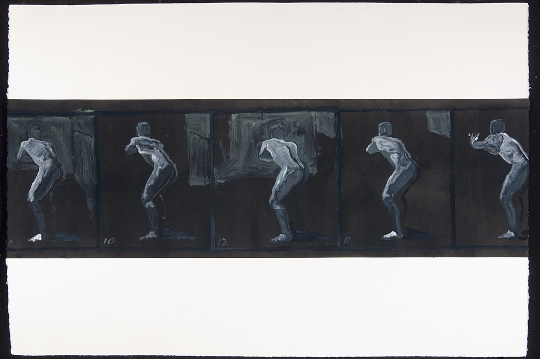 Homage to Muybridge I