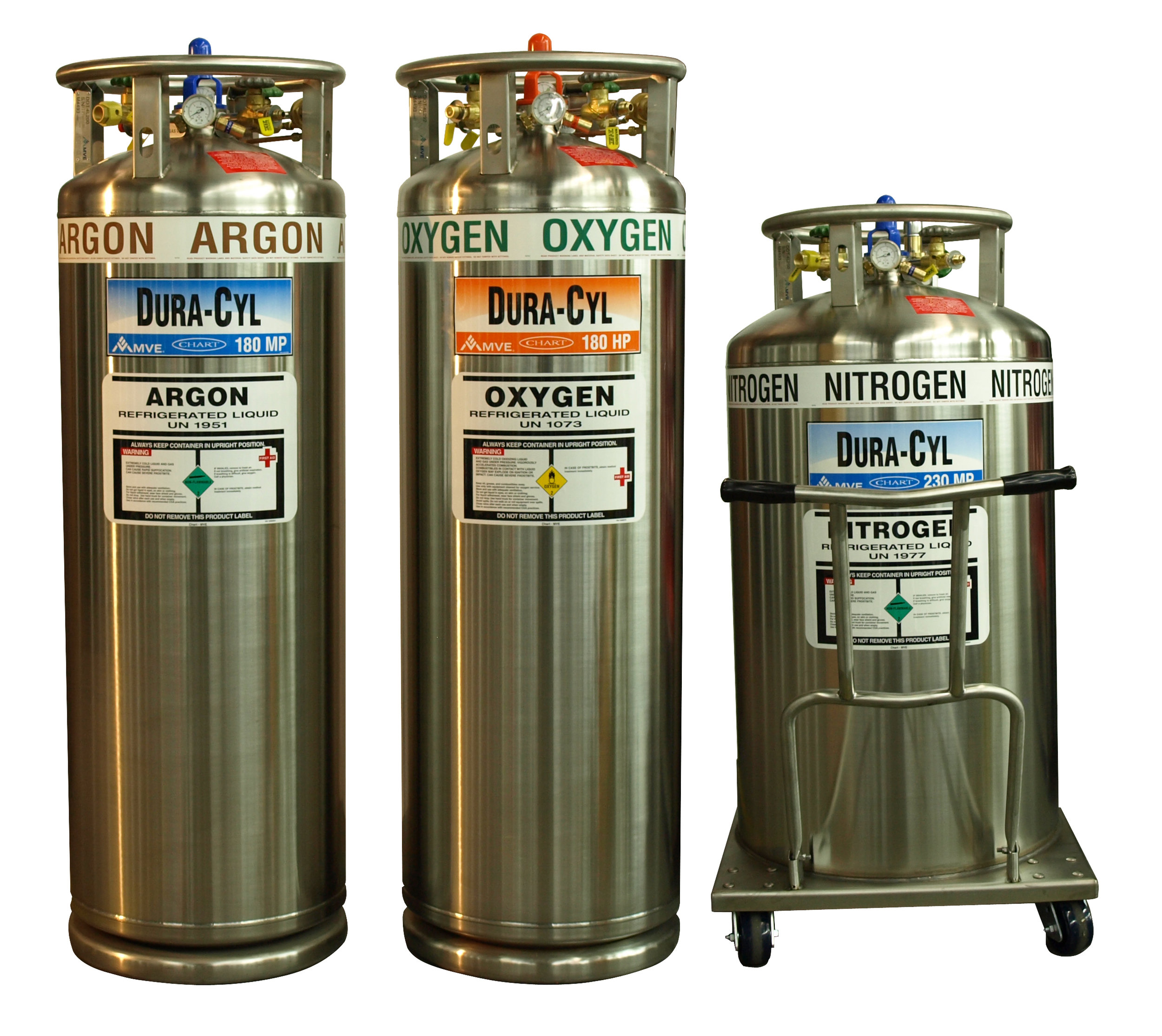Cryogenic Containers