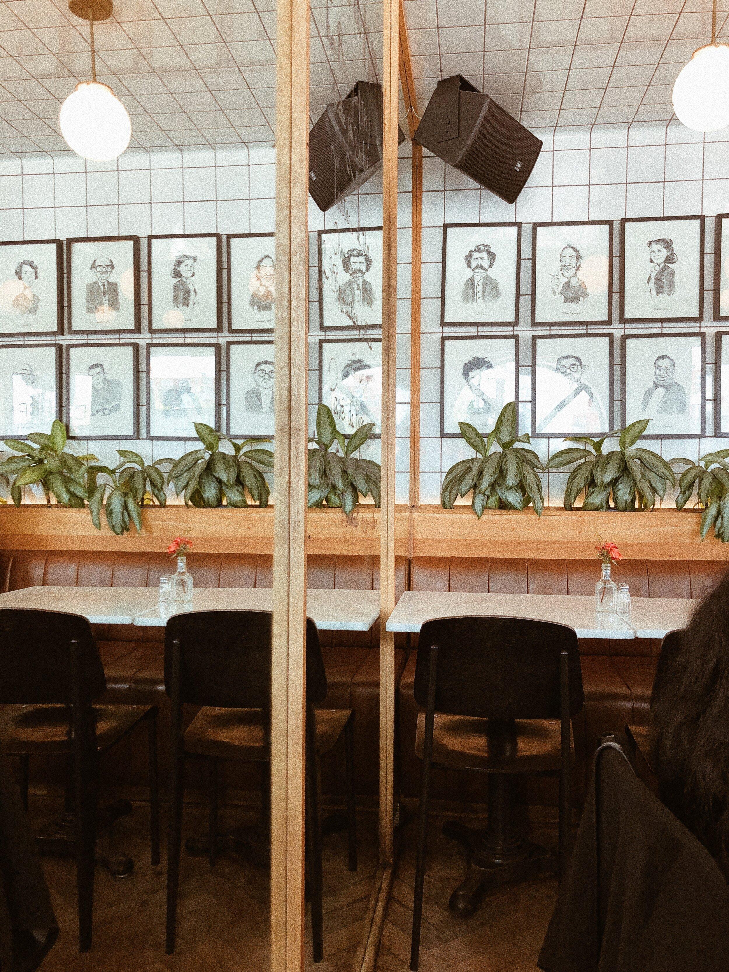 Foigwa french diner in montreal - katrina ramsvik phone photography ottawa canada