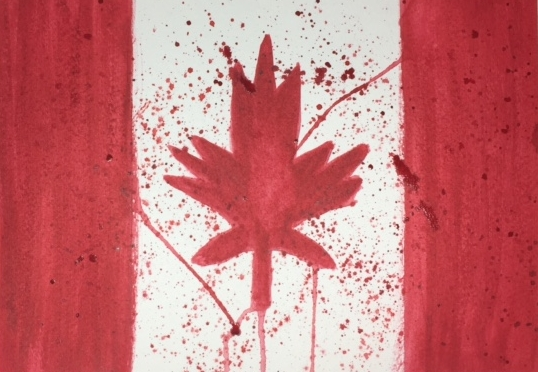 Canada Flag, 150th Birthday