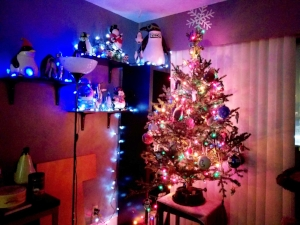 Christmas Tree Corner ~ 2017