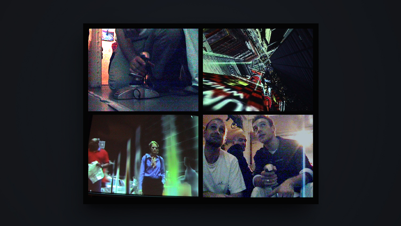 Installation New York Virtual Cite des Sciences