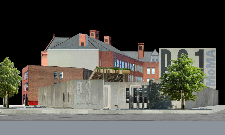 MoMA PS1 Contemporary Art Center - 3D Coverage Martin Lenclos