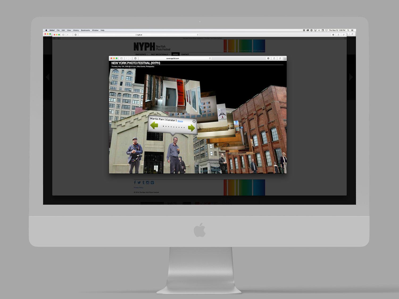 NY Photo Festival. Multimedia coverage by Martin Lenclos