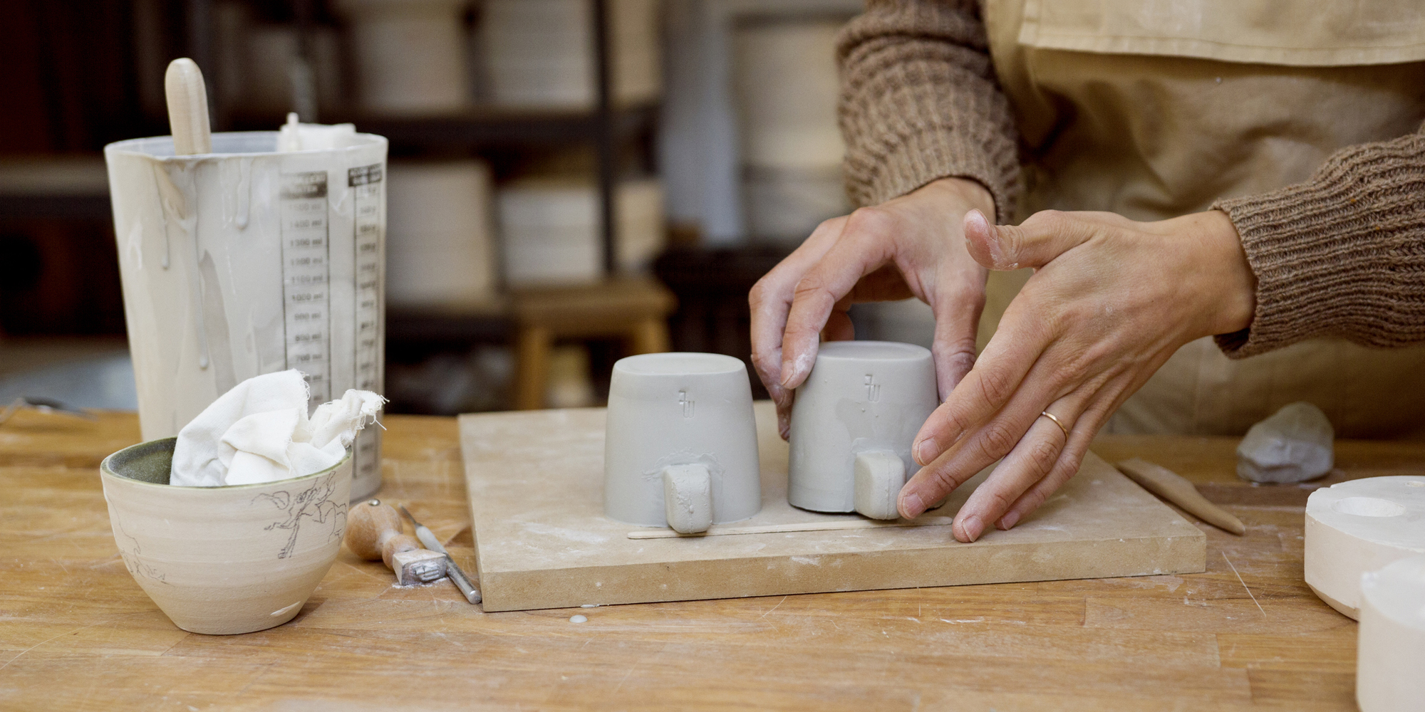 Maker Margarida Fernandes photographed by Magnetica Magazine