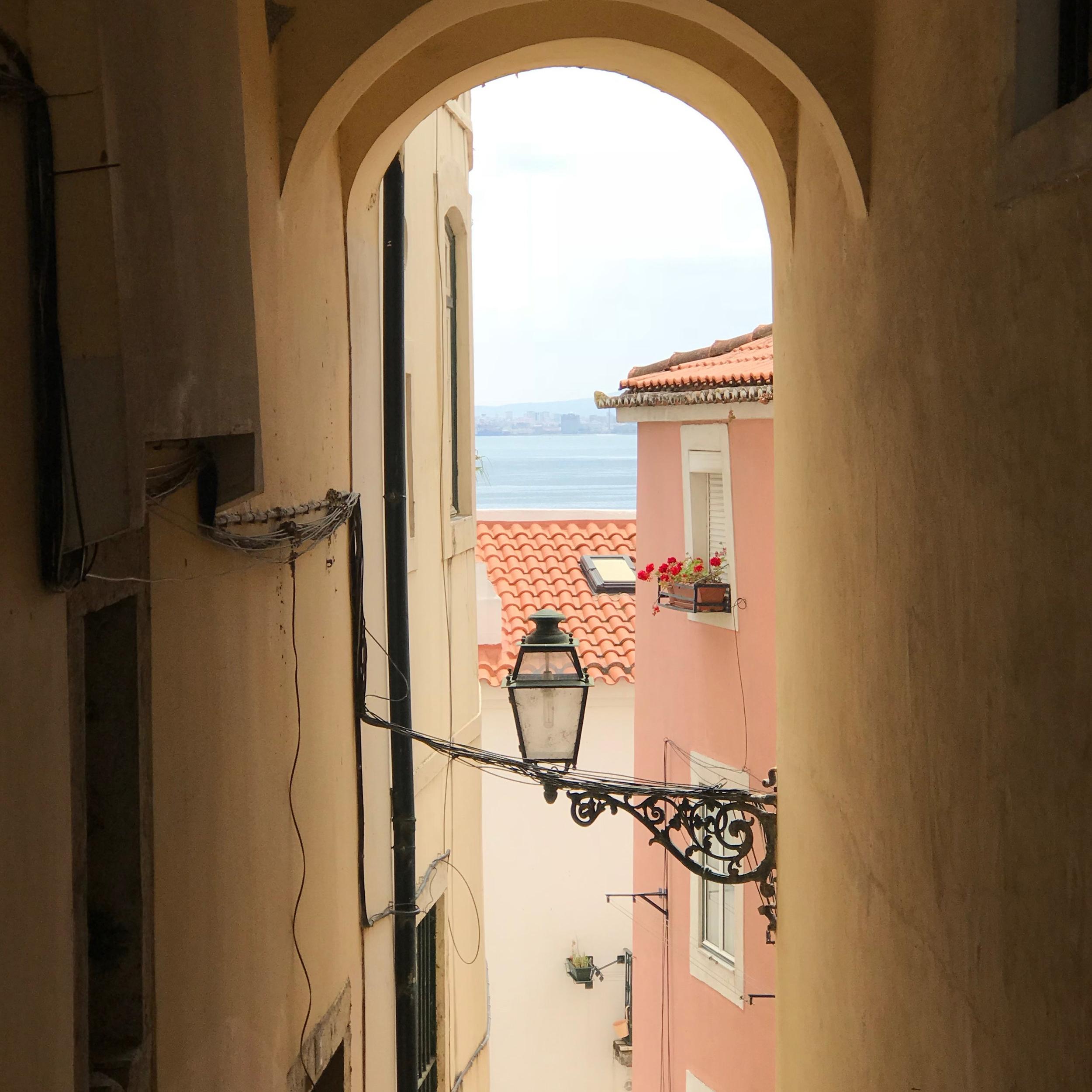 Lisbon's Alfama District